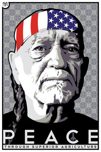 Madison marijuana activists to join in National kick off events for the Willie Nelson Teapot Party