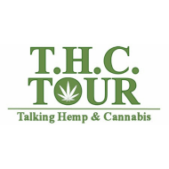 THC Tour Talking Hemp and Cannabis Logo