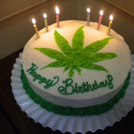 Happy Birthday to NORML Alia
