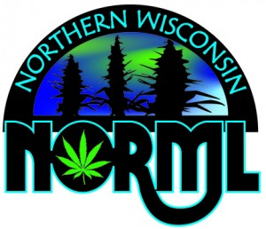 Wisconsin and Minnesota Chapters of NORML table at Joint WI/MN Libertarian Conference