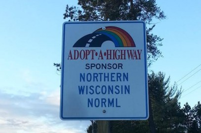 Northern Wisconsin NORML adopts a highway