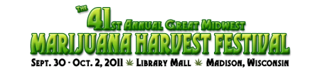 Harvest Fest 2011 Schedule of Events at a Glance