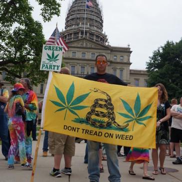 Money a key factor in race to legalize marijuana in Michigan