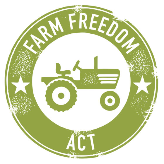 Governor Walker Signs Farm Freedom Act into Law