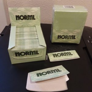 Rolling Papers NORML Brand