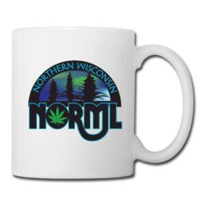 Northern Wisconsin NORML Coffee Mug