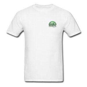 Faded Green Logo T-shirt