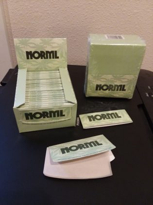 NORML brand Rolling Papers