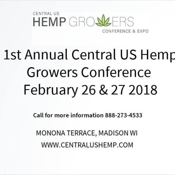Wisconsin CBD Vendors, Producers and Growers invited to area expo