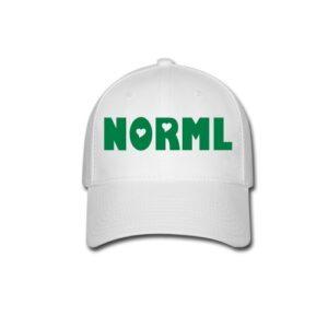 NORML LOVE Baseball Cap