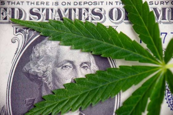 Congress: Over 25 Percent Of House Members Sign On To Marijuana Banking Act