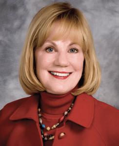 State Senator Alberta Darling.