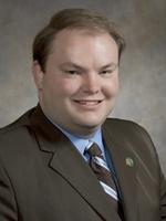 Tyler August (R-Lake Geneva) does not support marijuana reform