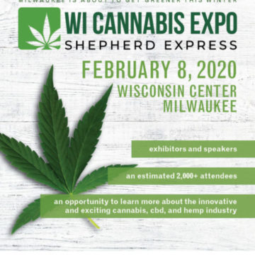 Wi Cannabis Expo Planned for Feb 8, 2020